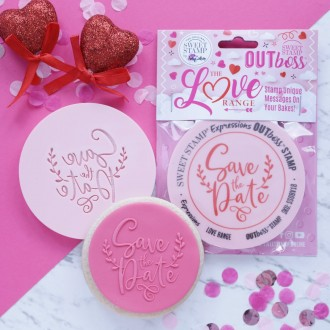 OUTboss™ Love Collection - Save The Date