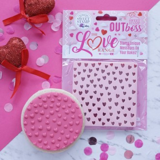OUTboss™ Love Collection - Cute Heart Pattern