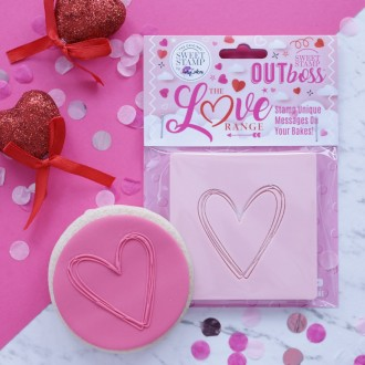 OUTboss™ Love Collection - Heart Sketch