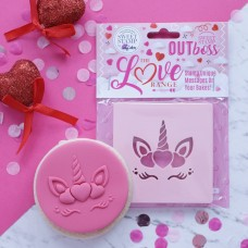 OUTboss™ Love Collection - Heart Unicorn