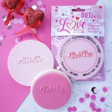OUTboss™ Love Collection - Mr & Mrs (Blank)