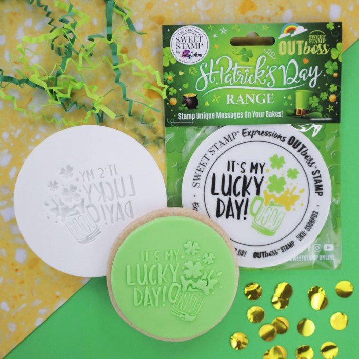 OUTboss™ St Patrick's Day - It's My Lucky Day