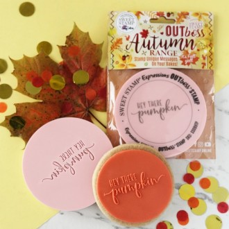 OUTboss™ Autumn Collection - Hey There Pumpkin