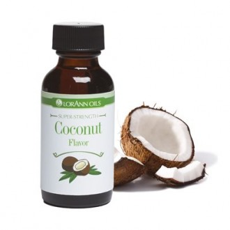 LorAnn Oils Gourmet: Coconut (1 oz - 29.5ml) Soluble