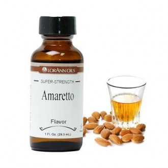 LorAnn Oils Gourmet: Amaretto (1 oz - 29.5ml)