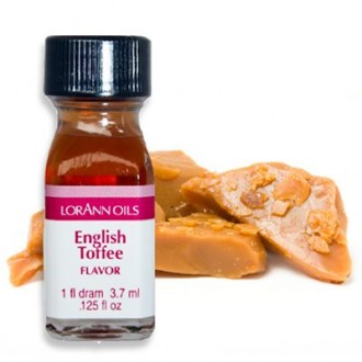 LorAnn Oils Gourmet: English Toffee (Soluble)