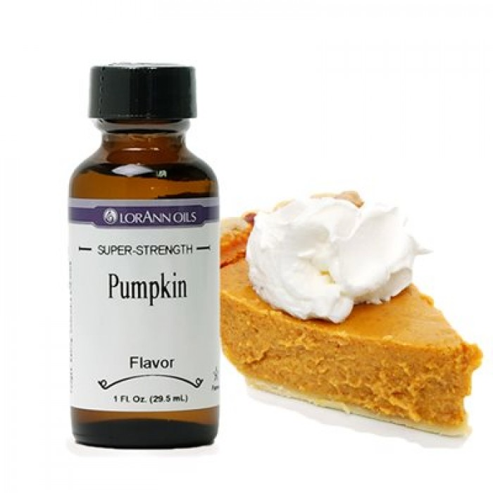 LorAnn Oils Gourmet: Pumpkin (1 oz - 29.5ml)