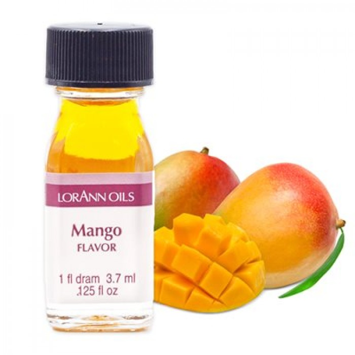 LorAnn Oils Gourmet: Mango Oil (Soluble)
