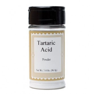 Tartaric Acid Powder 3.5oz