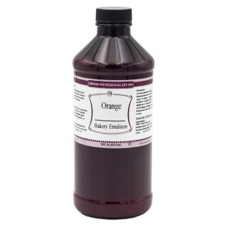 Bakery Emulsion - Orange  (16oz)