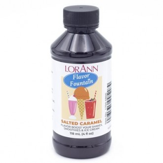 Salted Caramel, Flavor Fountain