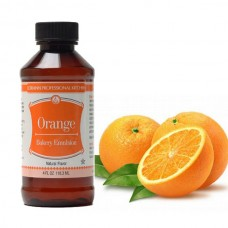 Bakery Emulsion - Orange  (16oz)