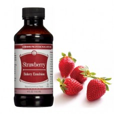 Bakery Emulsion - Strawberry
