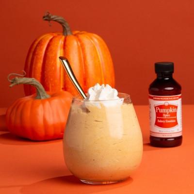 Quick Pumpkin Spice Mousse