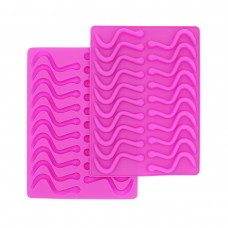 Silicone Gummy Worm Mould (Twin Pack)