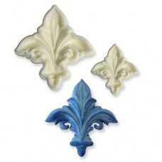 Jem Easy Pops Fleur de Lys (Set of 2)