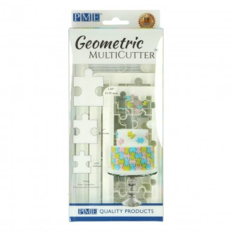PME Geometric Multicutter- Puzzle (Set of 3)
