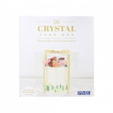 PME Crystal Cake Box 14*14*15  (Pick Up Only)