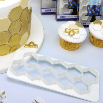 PME Geometric Multicutter- Hexagon (Set of 3)