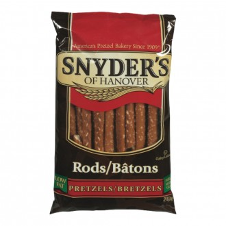 Snyders Pretzel Rods (Pick Up Only)