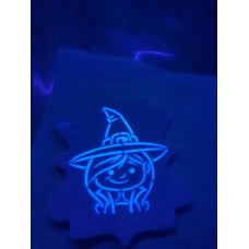 Rolkem Lumo Gel (Glow in the dark) Comet Blue 15ml