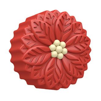 Poinsettia Cookie Mold (Oreo)