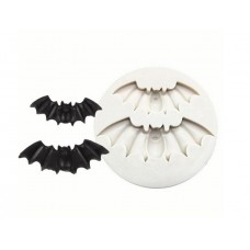 Bats 2 sizes Silicone Mold