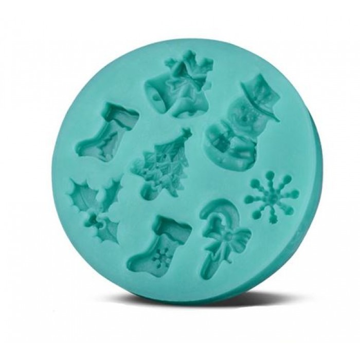 Silicone Mold for Christmas 5