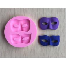Masquerade Mask Silicone Mold