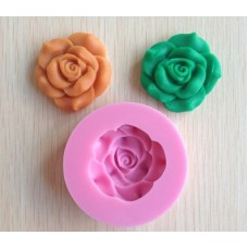 Rose Silicone Mold (Large)