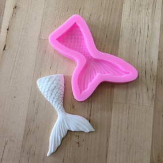 Mermaid Tail Silicone Mold