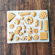 Baked Goods Silicone Mold