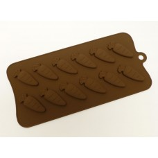 Silicone Moulds for Carrots Chocolate Collection