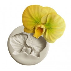 Orchid 1 Silicone Mold