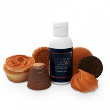 Spectrum Flow Pearl Airbrush Paint for Chocolate and Sugarpaste - Copper