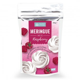 SK Meringue Mix 250g - Raspberry
