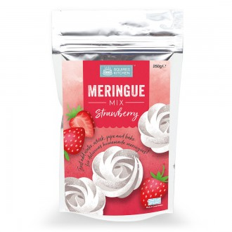 SK Meringue Mix 250g - Strawberry