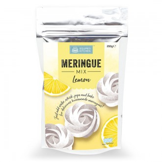 SK Meringue Mix 250g - Lemon