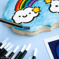 PYO Cookie Paint Brushes (1 Dozen)