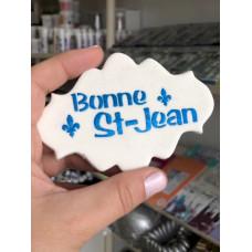 Bonne St-Jean Stencil
