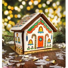 The Cookie Countess Gingerbread House Kit