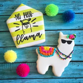 No Prob Llama Stencil