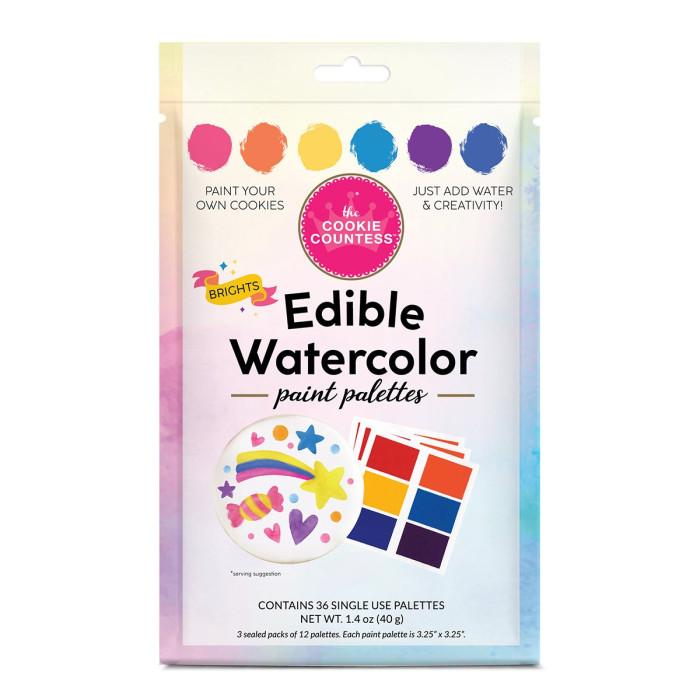 PYO Paint Palettes - Bright Colors (36 per pouch)
