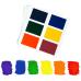 PYO Paint Palettes - Rainbow Colors (12 per pouch)