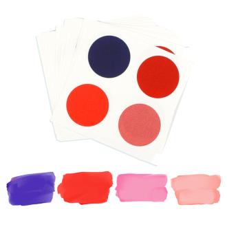 PYO Paint Palettes - Valentine Colors (12 per Pouch)