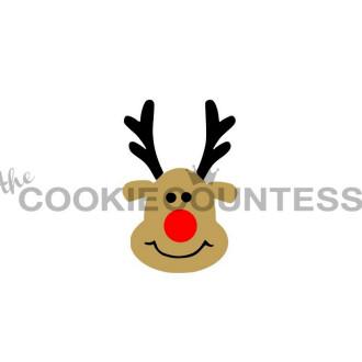 Build a Rudolph stencil