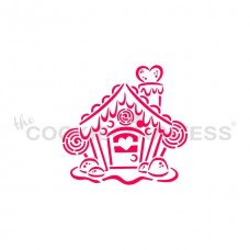 Drawn with character - Gingerbread House PYO