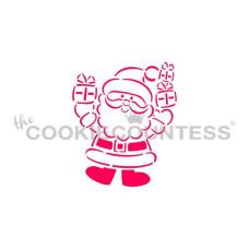 Santa Gift Delivery PYO Stencil