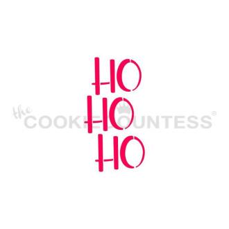Ho Ho Ho Stencil