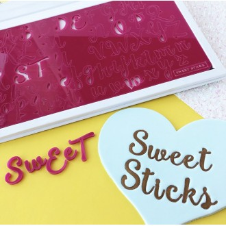 Sweet Stamp - SweetSticks Edition  (LARGE)